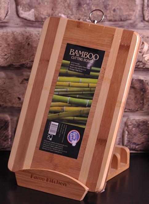 Fame Kitchen (30X20) Bamboo K. Tahtası Renkli